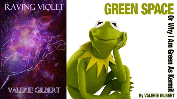 Green As Kermit by Valerie Gilbert