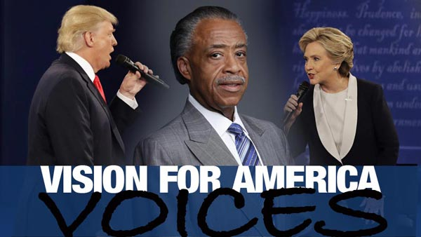 Al Sharpton's vision for honest debates