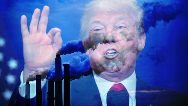 Trump's Climate-Change Sociopathy